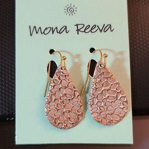 Handmade Bronze Earrings